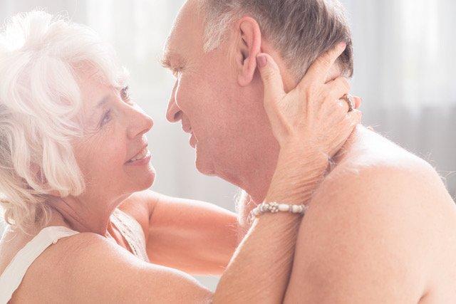 Sesso e anziani - psicologia