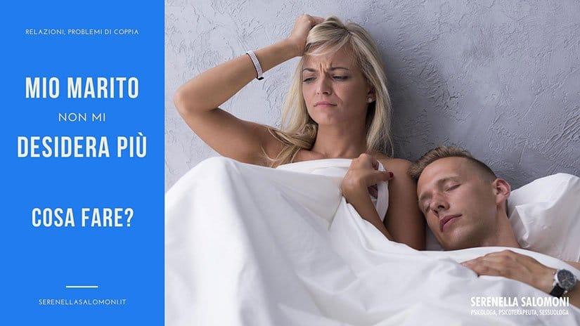 cosa fare se il marito non ha erezione